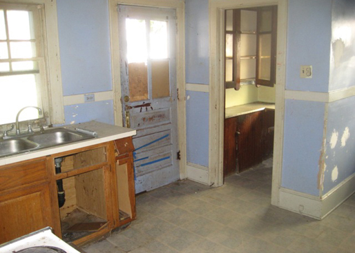 Kitchen (Before)